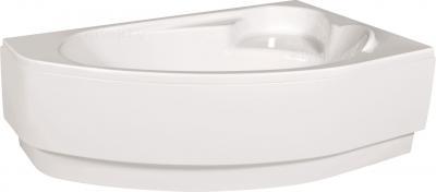 Ванна акриловая Cersanit Kaliope 170x110 R / S301-115 (с ножками) - общий вид