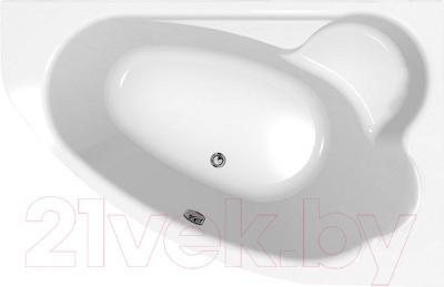 Ванна акриловая Cersanit Kaliope 170x110 R / S301-115 (с ножками)