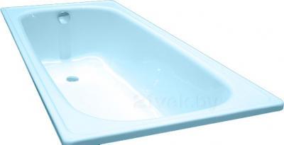 Ванна стальная Estap Classic 150x71 (Light Blue) - вполоборота