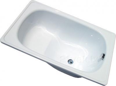 Ванна стальная Estap Mini 20415 (White) - вполоборота