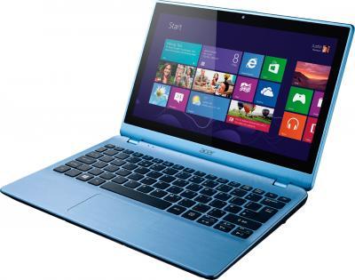 Ноутбук Acer Aspire V5-122P-42154G50nbb (NX.M90ER.004) - общий вид