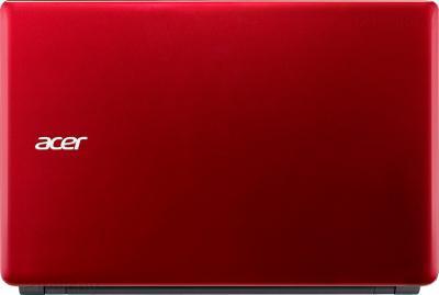 Ноутбук Acer Aspire E1-572G-34016G75Mnrr (NX.MHKER.003) - крышка