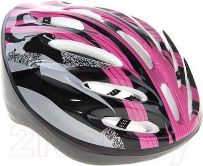 Защитный шлем Speed GF-8011 (L, розовый) - общий вид