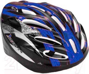 Защитный шлем Speed GF-8011 (L, синий) - общий вид