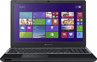 Ноутбук Packard Bell EasyNote TE69BM-29202G50Mnsk (NX.C39ER.005) - фронтальный вид