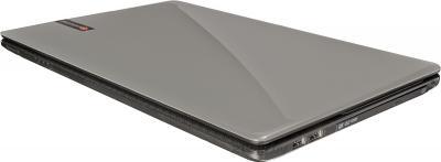 Ноутбук Packard Bell EasyNote TE69KB-12502G50Mnsk (NX.C2CER.023) - крышка