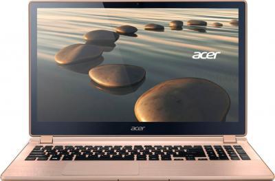 Ноутбук Acer Aspire V5-552PG-10578G50amm (NX.MCVER.002) - фронтальный вид
