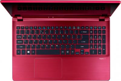 Ноутбук Acer Aspire V5-552PG-85556G50arr (NX.ME9ER.003) - вид сверху