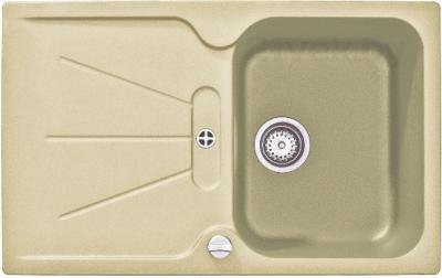 Мойка кухонная Teka Cara 45 B-TG / 88553 (топаз) - реальный цвет модели может отличаться от цвета, представленного на фото