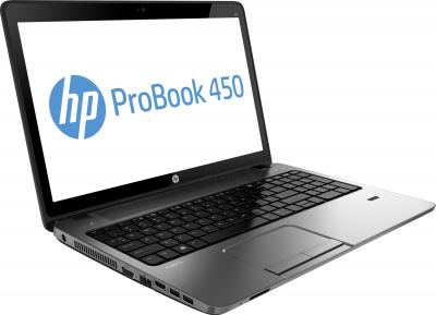 Ноутбук HP ProBook 450 G1 (E9Y26EA) - общий вид