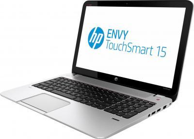 Ноутбук HP ENVY 15-j010sr (F0F09EA) - общий вид
