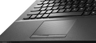 Ноутбук Lenovo IdeaPad B590 (59382008) - тачпад