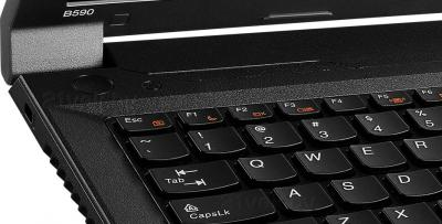Ноутбук Lenovo IdeaPad B590 (59410524) - клавиатура