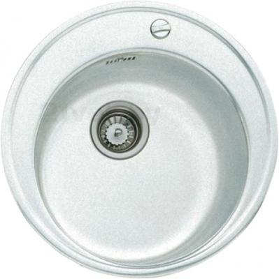 Мойка кухонная Teka Centroval 45-TG / 87351 (белый) - общий вид