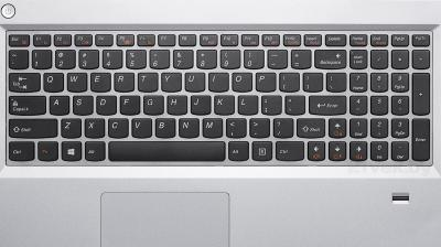 Ноутбук Lenovo IdeaPad M5400 (59404477) - клавиатура