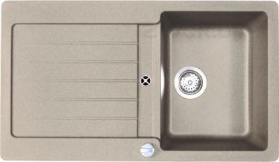 Мойка кухонная Teka Lugo 45 B-TG (песочный) - реальный цвет модели может отличаться от цвета, представленного на фото