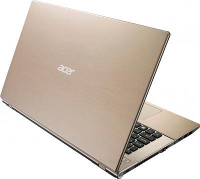 Ноутбук Acer V3-772G-747a161.26TMamm (NX.M8UER.004) - вид сзади