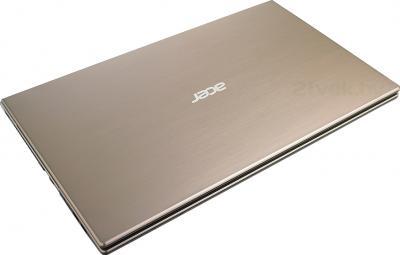 Ноутбук Acer V3-772G-747a161.26TMamm (NX.M8UER.004) - крышка