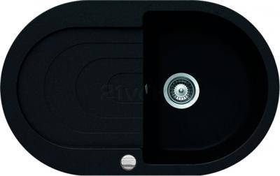 Мойка кухонная Teka Perla 45 B-TG (антрацит) - реальный цвет модели может немного отличаться от цвета, представленного на фото