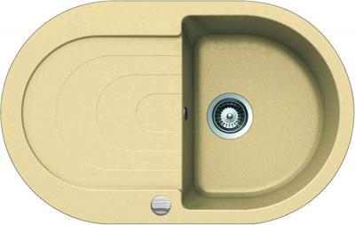Мойка кухонная Teka Perla 45 B-TG (топаз) - реальный цвет модели может немного отличаться от цвета, представленного на фото