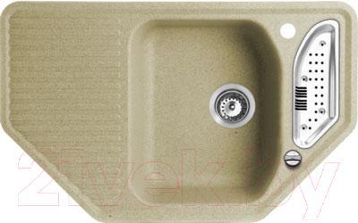 Мойка кухонная Teka Texina 45 E-TG (топаз) - общий вид