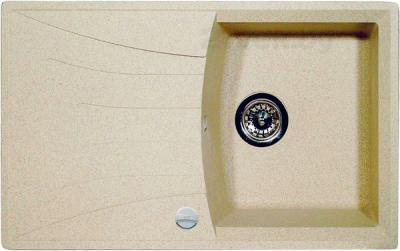 Мойка кухонная Teka Universo 45 B-GT (топаз) - реальный цвет модели может отличаться от цвета, представленного на фото