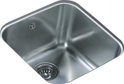 Мойка кухонная Teka BE 400/400 Plus - общий вид