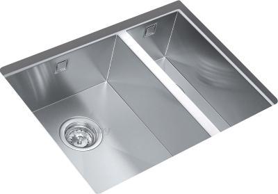 Мойка кухонная Teka Linea 340/400 & 180/400 - общий вид
