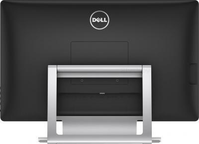 Монитор Dell P2314T - вид сзади