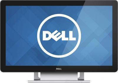 Монитор Dell P2314T - фронтальный вид
