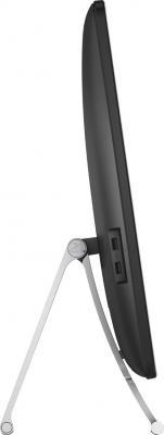 Монитор Dell P2714T (Black) - вид сбоку