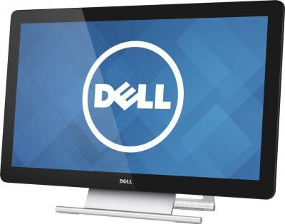 Монитор Dell P2714T (Black) - общий вид