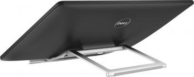 Монитор Dell P2714T (Black) - вид сзади