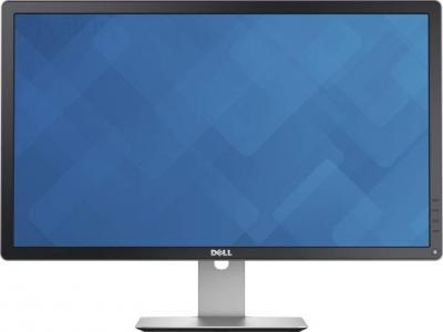 Монитор Dell UP2414Q - фронтальный вид