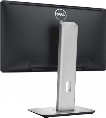 Монитор Dell UP2414Q - вид сзади