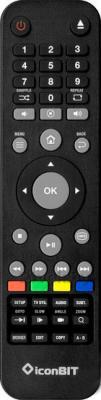 Медиаплеер IconBIT XDS1003DW - пульт ДУ