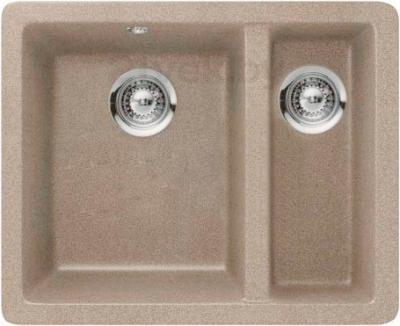 Мойка кухонная Teka Radea 550/370 TG (песочный) - общий вид