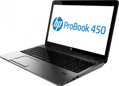 Ноутбук HP ProBook 450 G0 (A6G66EA) - общий вид