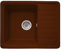 Мойка кухонная Granicom G007-02 (шоколад) -