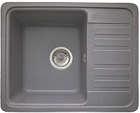 Мойка кухонная Granicom G007-04 (серый) -