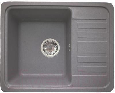 Мойка кухонная Granicom G007-04 (серый)
