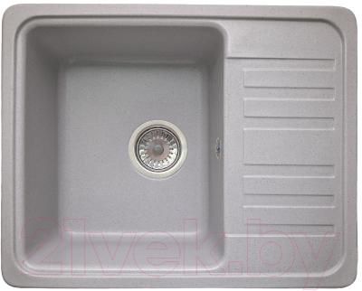 Мойка кухонная Granicom G007-05 (серебристый)