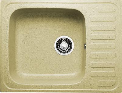 Мойка кухонная Granicom G007-07 (сахара) - реальный цвет модели может отличаться от цвета, представленного на фото