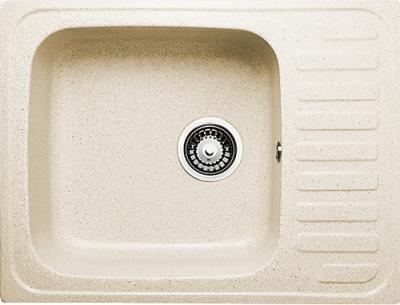 Мойка кухонная Granicom  G007-09 (персик) - реальный цвет модели может немного отличаться от цвета, представленного на фото