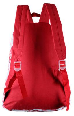 Рюкзак Outhorn Blumek COL11-PCD101 (Red) - вид сзади