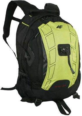 Рюкзак городской 4F Cucko С4L12-РСU009 (Lime) - общий вид