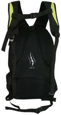 Рюкзак городской 4F Cucko С4L12-РСU009 (Lime) - вид сзади