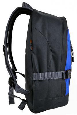 Рюкзак Outhorn Gasoline COL10-PCU020 (Black-Blue) - вид сбоку