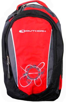 Рюкзак городской Outhorn Tero COL11-PCU129 (Red) - общий вид