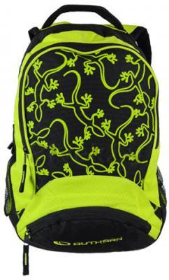 Рюкзак велосипедный Outhorn Infinity СОL12-РСU048 (Lime) - общий вид